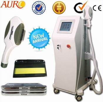 IPL hair removal ND yag laser tattoo removal beauty machine